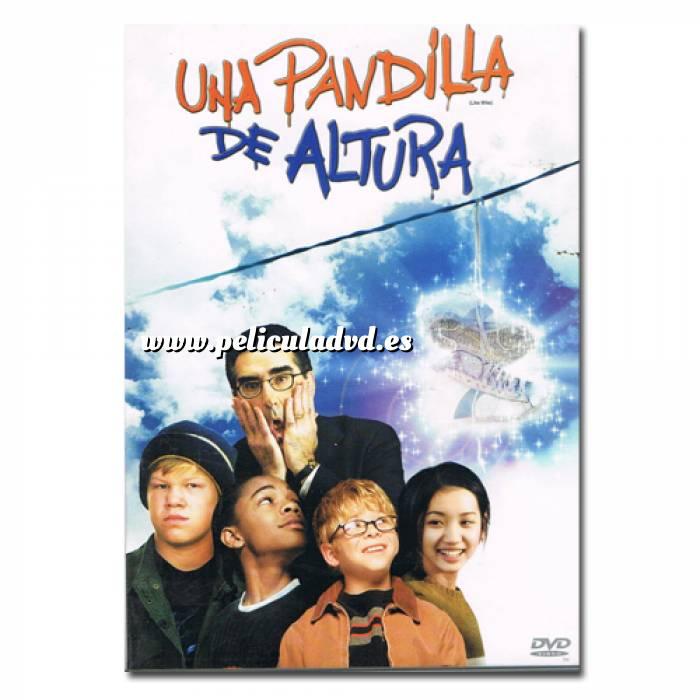 Imagen Cine Infantil DVD Cine infantil - Una pandilla de altura (Últimas Unidades)