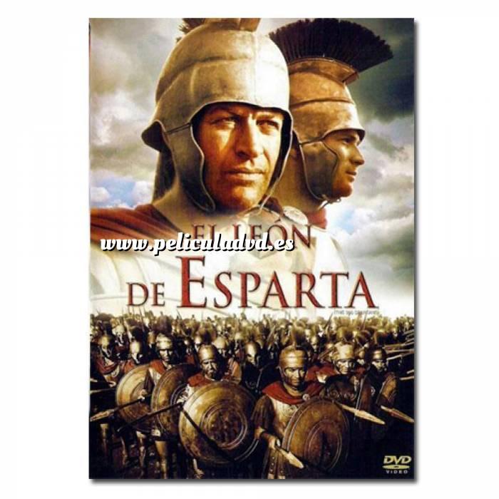 Imagen Cine épico DVD Cine Épico - El león de Esparta