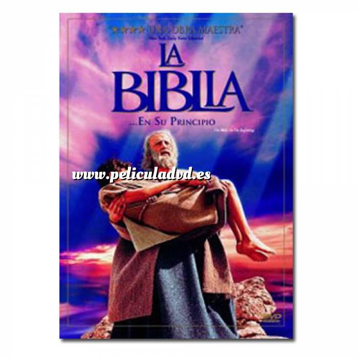 Imagen Cine épico DVD Cine Épico - La Biblia (Últimas Unidades)