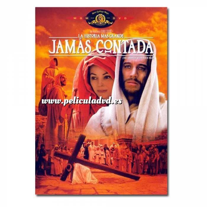 Imagen Cine épico DVD Cine Épico - La Historia Más Grande Jamás Contada (Últimas Unidades)