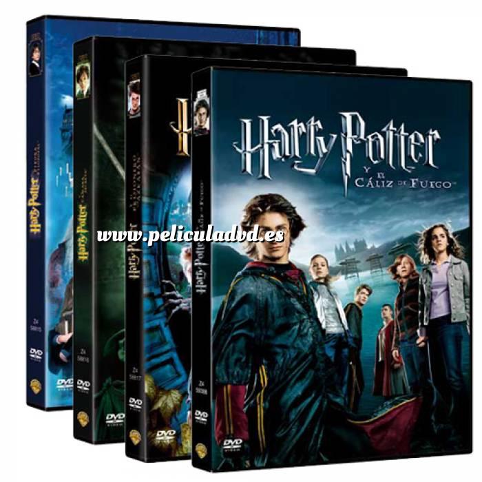 Imagen Harry Potter COLECCIÓN DVD Harry Potter (Últimas Unidades)