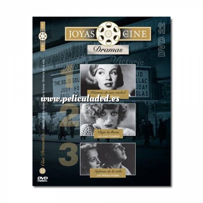 Imagen Joyas del cine Joyas del Cine 22 - Dramas - Historia de una ciudad / Bajo la lluvia / Sinfonia de la vida (Últimas Unidades)