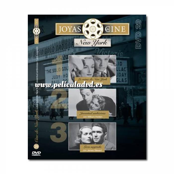 Imagen Joyas del cine Joyas del Cine 29 - New York - La reina de New York / Juventud ambiciosa / Lazo Sagrado
