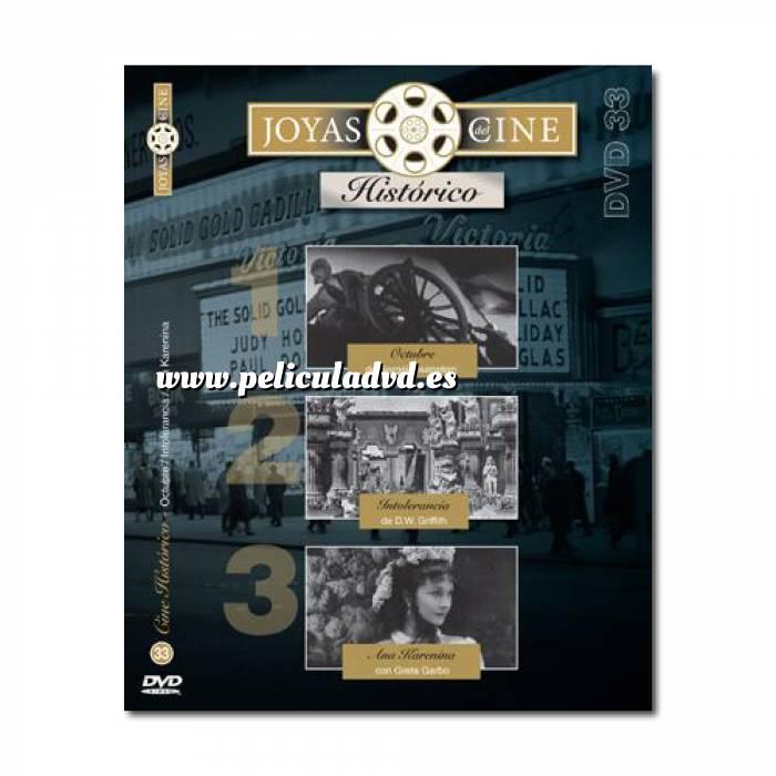 Imagen Joyas del cine Joyas del Cine 33 - histórico - Octubre / Intolerancia / Ana Karenina (Últimas Unidades)