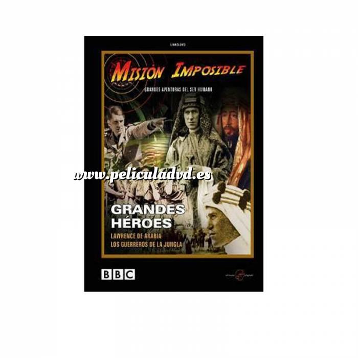Imagen Misión Imposible Misión Imposible: Grandes Héroes (Últimas Unidades)