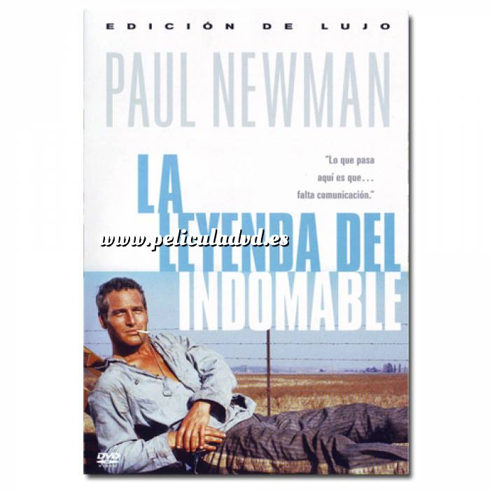 Imagen Paul Newman DVD Paul Newman - La leyenda del indomable