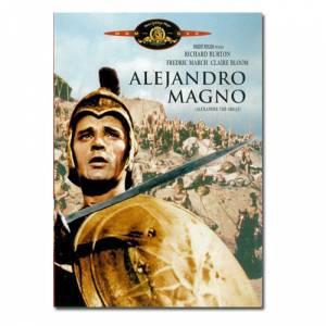 Cine épico - DVD Cine Épico - Alejandro Magno (Últimas Unidades)