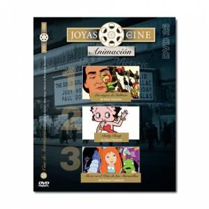 Joyas del cine - Joyas del Cine 25 - Animación - Los viajes de Gulliver / Betty Boop / Alicia en el país de las maravillas (Últimas Unidades)