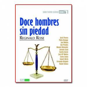 Teatro Clásico - Colección DVD Teatro Clásico en Español - Doce Hombres sin piedad (Últimas Unidades)