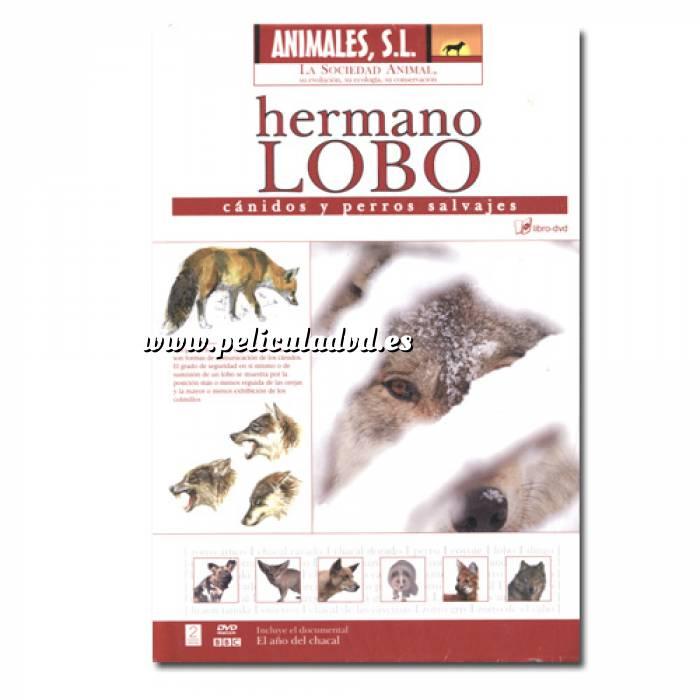 Imagen Animales S.L. DVD Animales S.L. - Hermano Lobo (Últimas Unidades)
