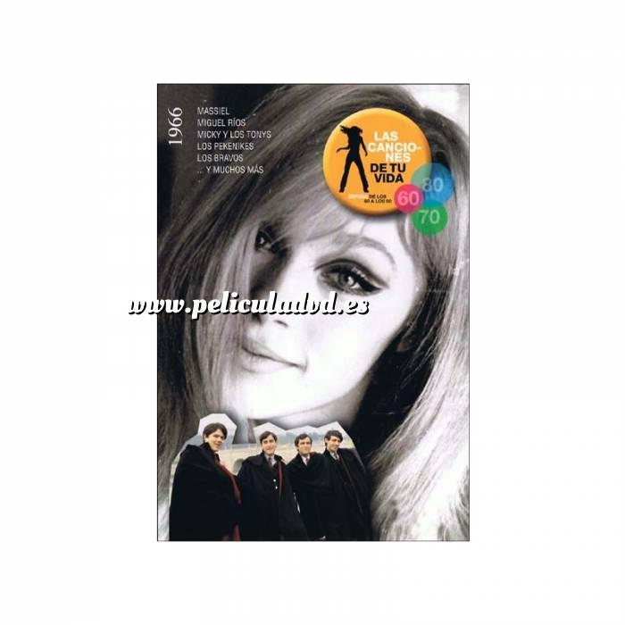 Imagen Canciones Las Canciones de Tu vida - 1966 (Últimas Unidades)