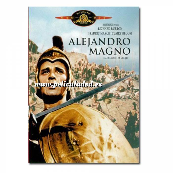 Imagen Cine épico DVD Cine Épico - Alejandro Magno (Últimas Unidades)