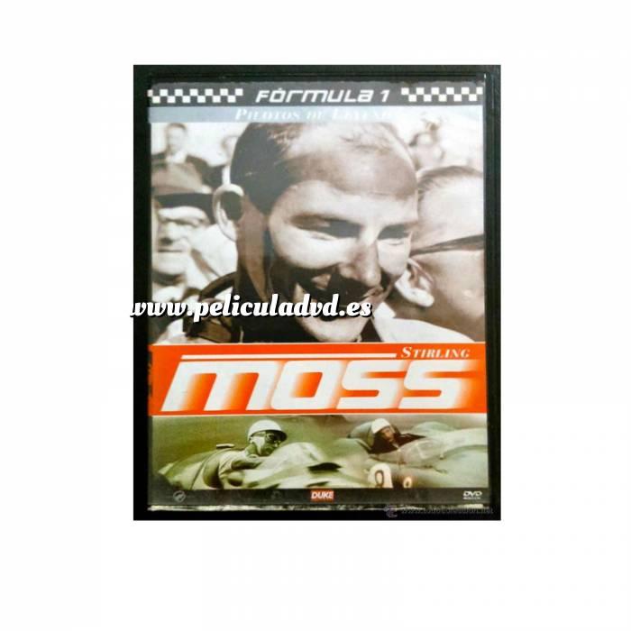 Imagen Fórmula 1 Fórmula 1: Pilotos de Leyenda - Moss (Últimas Unidades)