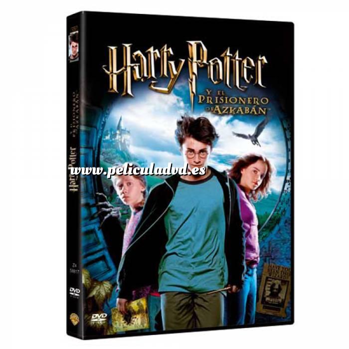 Imagen Harry Potter Harry Potter - Año 3 - El prisionero de Azkabán