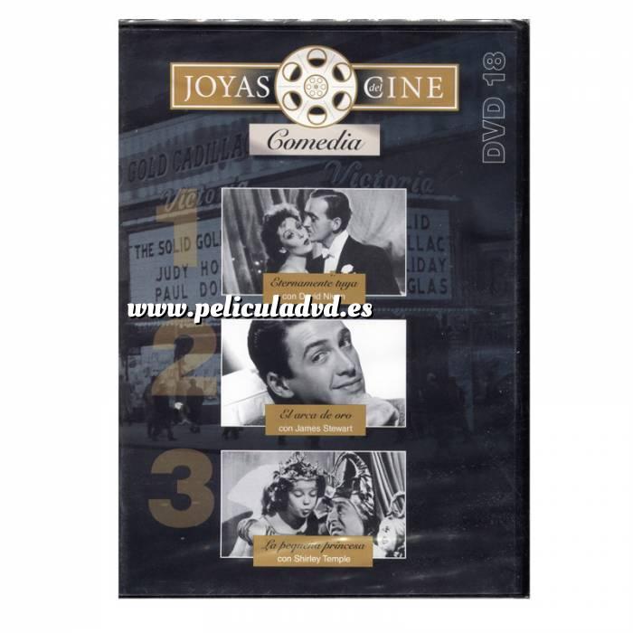 Imagen Joyas del cine Joyas del Cine 18 - Comedia - Eternamente tuya / El arca de Oro / La pequeña princesa (Últimas Unidades)