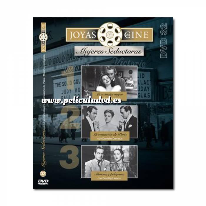 Imagen Joyas del cine Joyas del Cine 32 - Mujeres seductoras - La extraña mujer / La sensación de París / Morena y peligrosa (Últimas Unidades)
