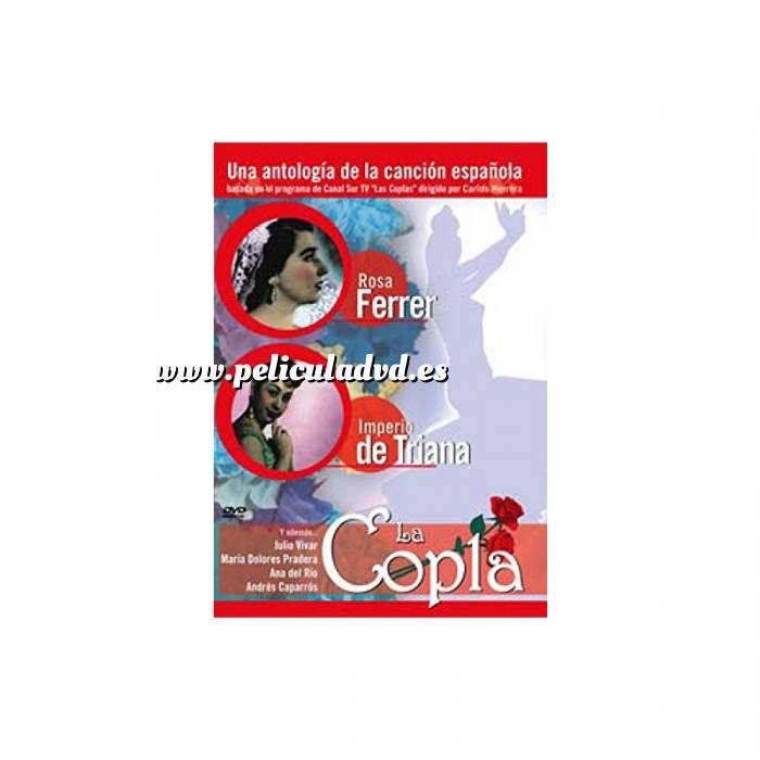 Imagen La Copla La Copla: Rosa Ferrer e Imperio de Triana (Últimas Unidades)