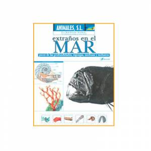 Animales S.L. - DVD Animales S.L. - Extraños en el mar. Peces de las profundidades, esponjas, medudas y moluscos (Últimas Unidades)