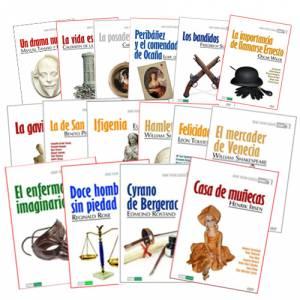 Colecciones CD/DVD_Teatro Clásico