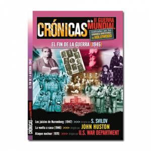 II Guerra Mundial - Colecci�n DVD Cr�nicas de la Segunda Guerra Mundial - El Fin de la Guerra (�ltimas Unidades)