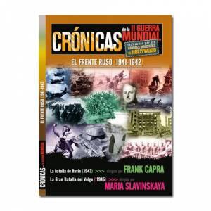 II Guerra Mundial - Colecci�n DVD Cr�nicas de la Segunda Guerra Mundial - El Frente Ruso (�ltimas Unidades)