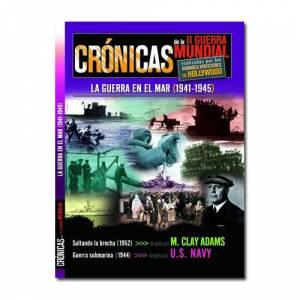 II Guerra Mundial - Colecci�n DVD Cr�nicas de la Segunda Guerra Mundial - La Guerra en el mar (�ltimas Unidades)
