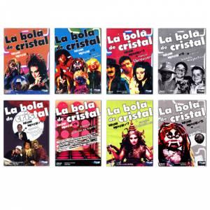 La Bola de Cristal - COLECCIÓN COMPLETA DVD - La Bola de Cristal. Edición especial. 1ª temporada. (8 dvds) (Últimas Unidades)