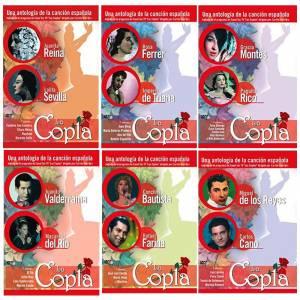 La Copla - Colección DVD - La Copla (6 dvds) (Últimas Unidades)