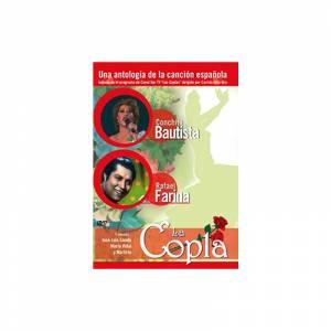 La Copla - La Copla: Conchita Bautista y Rafael Farina (Últimas Unidades)