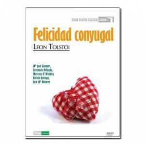 Teatro Clásico - Colección DVD Teatro Clásico en Español - Felicidad Conyugal (Últimas Unidades)