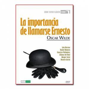 Teatro Clásico - Colección DVD Teatro Clásico en Español - La importancia de llamarse Ernesto